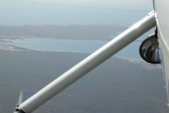 Australia Troughton Island Aerial View R44