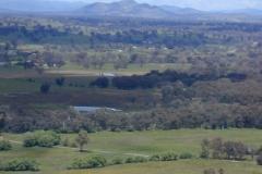 Australia MT GAMBIER AERIAL VIEW R44