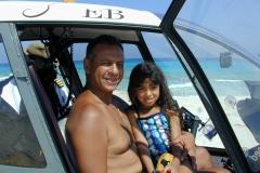 EGYPT FRIENDLY TOURISTS ON BEACH NEAR ALEXANDRIA in R44