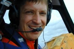 ENGLAND CHANNEL CROSSING R44 TIM GILBERT