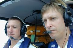 Equator R44 Cockpit